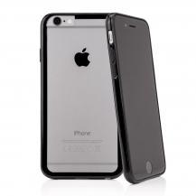 CaseualCASEual Outline Skal till iPhone 6 / 6S - Svart/Transparent