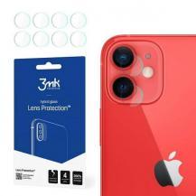 3MK3MK Lens Protect iPhone 12 Mini Kameralinsskydd 4 st
