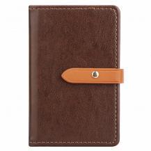 OEMSlate kreditkortshållare för smartphones - Brun