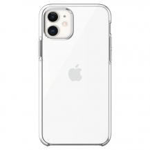 PuroPuro - Impact Clear Skal iPhone 12 Mini - Transparent