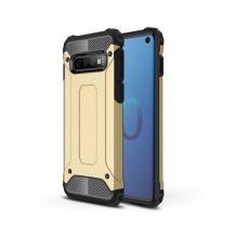 TaltechArmor Guard Skal för Samsung Galaxy S10 - Guld
