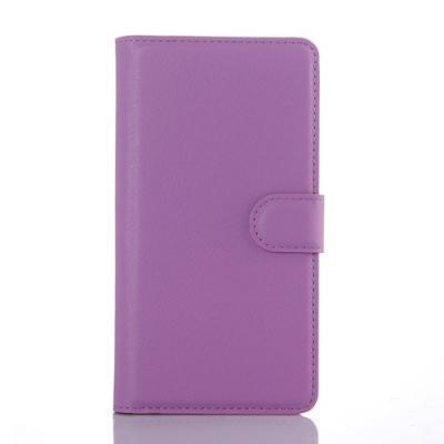 Plånboksfodral till Huawei Mate S - Lila