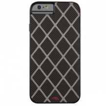 Case-MateCase-Mate Carbon Alloy Skal till iPhone 6 / 6S - Svart