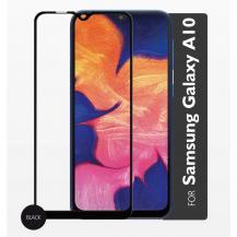 GEARGEAR Härdat Glas 2,5D Full Cover Samsung A10 2019