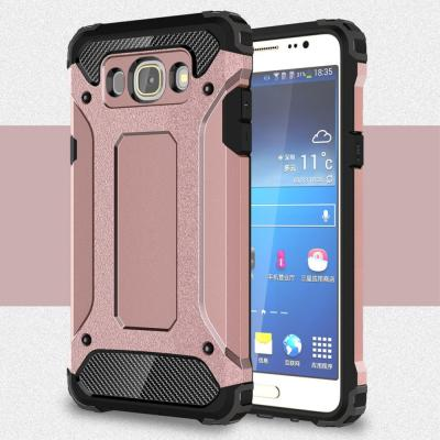 Hybrid Mobilskal till Samsung Galaxy J5 2016 - Rose Gold