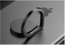 A-One BrandWater Drop Ringhållare till Mobiltelefon - Svart