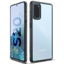 RingkeRingke Fusion Shock Absorption Skal till Samsung Galaxy S20 - Black