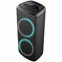 """DenverDenver Bluetooth-högtalare Rullbar 2x10"""" högt."""