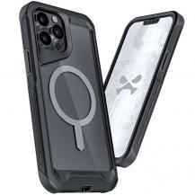 GhostekGhostek Atomic Slim Metal MagSafe Skal iPhone 13 Pro - Svart