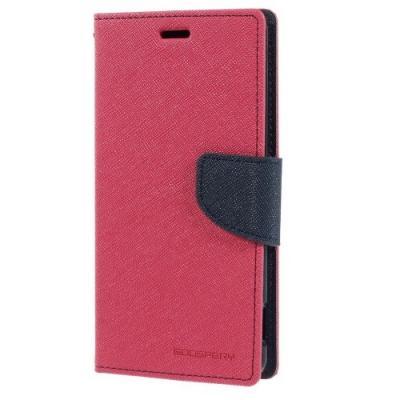 Mercury Fancy Plånboksfodral till Sony Xperia Z3 - Magenta