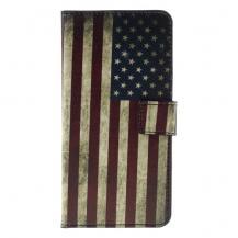 A-One BrandPlånboksfodral till HTC One A9 - America