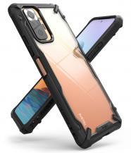 RingkeRingke - Fusion X Mobilskal Xiaomi Redmi Note 10 Pro - Svart