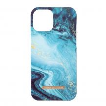 Onsala CollectionOnsala Collection Mobilskal Soft Blue Sea Marble iPhone 12 & 12 Pro