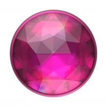PopSocketsPOPSOCKETS Disco Crystal Plum Berry Avtagbart Grip