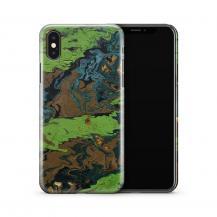 TheMobileStore Slim CasesDesigner Skal till Apple iPhone X/XS - Pat2029