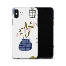 TheMobileStore Slim CasesDesigner Skal till Apple iPhone X/XS - Pat2116