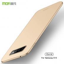 MofiMOFI Shield Ultra-Slim Skal till Samsung Galaxy S10 - Guld