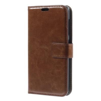 Plånboksfodral till Microsoft Lumia 535 - Brun
