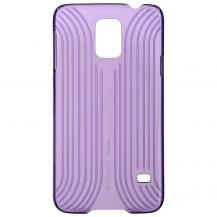 BASEUSBASEUS Seashell Skal till Samsung Galaxy S5 - Lila