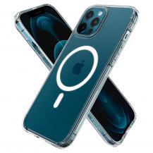 SpigenSpigen - Ultra Hybrid Mobilskal Magsafe iPhone 12 Pro Max - Vit
