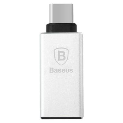Baseus Type-C 3.1 till 3.0 USB-Adapter - Silver