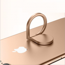 A-One BrandWater Drop Ringhållare till Mobiltelefon - Guld