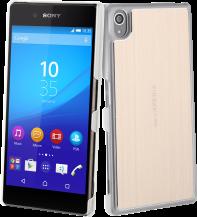 A-One BrandRoxfit Titanium Slim Shell Skal till Sony Xperia Z5 - Guld