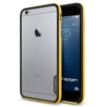 SpigenSPIGEN Neo Hybrid EX Bumper Skal till Apple iPhone 6(S) Plus (Gul)