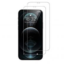 A-One Brand[2-PACK] Härdat glas iPhone 11 / iPhone XR Skärmskydd - Clear