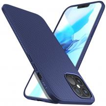 OEMJazz Twill Texture Skal iPhone 11 | iPhone XR - Blå