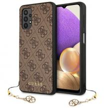GuessGUESS Skal Samsung Galaxy A32 5g Charms Collection - Brun