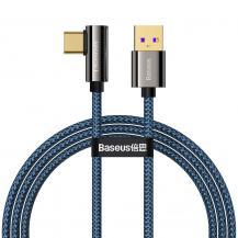 BASEUSBaseus Fast Charging Kabel USB Type-C 66W 1m - Blå