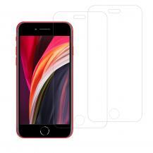 A-One Brand[2-PACK] Härdat glas iPhone 7/8/SE 2020 Skärmskydd