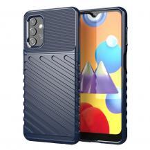 A-One BrandThunder Twill mobilskal till Galaxy A32 5G - Blå