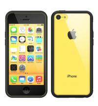 RearthRINGKE Fusion skal till Apple iPhone 5C (Svart)