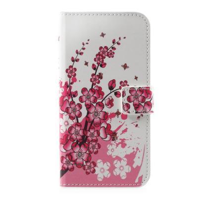Plånboksfodral till Huawei P10 - Körsbärsblom