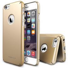 RearthRingke Logo-Cut Slim Dual Coated Skal till Apple iPhone 6 / 6S (Gold)