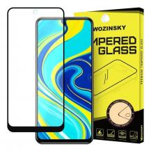 WozinskyWozinsky Full Glue Härdat Glas Redmi Note 9S/9 pro Svart