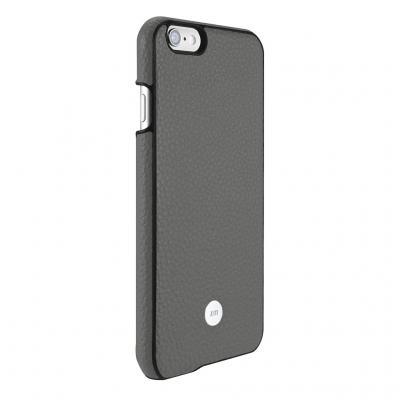 Just Mobile Quattro Läderfodral för iPhone 6/6s - Grå