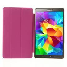 A-One BrandGrain fodral till Samsung Galaxy Tab S 8,4 (Magenta)