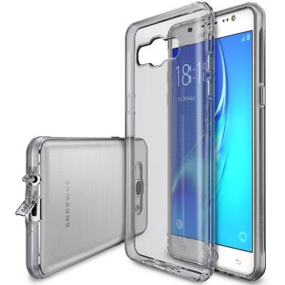 Ringke Air Ultimate Thin Skal till Samsung Galaxy J5 2016 - Grå