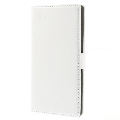 Dynamisk Plånboksfodral till Sony Xperia Z3 - Vit