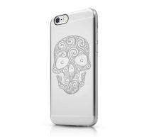 ItSkinsITSkins Bling Skal till Apple iPhone 6 / 6S (Skull)