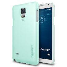 SpigenSPIGEN Thin Fit Skal till Samsung Galaxy Note 4 (Mint)