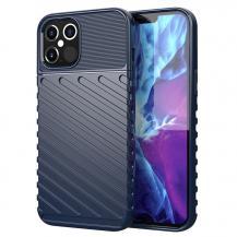 HurtelThunder Case iPhone 12/12 Pro Skal Blå