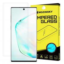 WozinskyWozinsky Härdat Glas UV Skärmskydd 9H Galaxy Note 10
