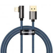 BASEUSBaseus Mobile Game Lightning Kabel USB 2.4A 1m - Blå