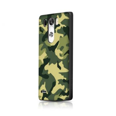 ITSKINS Hamo Skal till LG G3 D855 (Camouflage)