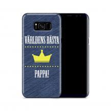 Skal till Samsung Galaxy S8 Plus - Världens bästa pappa