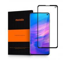 MocoloMOCOLO Härdat Glas Full Lim Galaxy S10E Svart